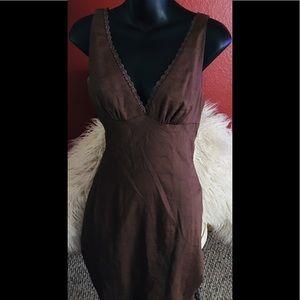 Bebe linen dress